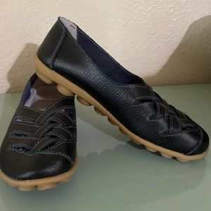 Socofy Leather Size 8